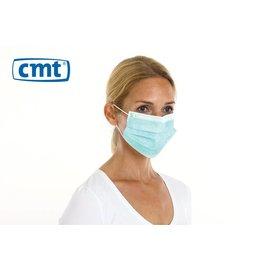 CMT NIET OP VOORRAAD CMT 3-laags mondmasker met elastiek (20 x 50st)