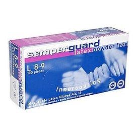 Semperguard LANGE LEVERTIJD! Semperguard Innercoating Latex Handschoen (10 x 100st)