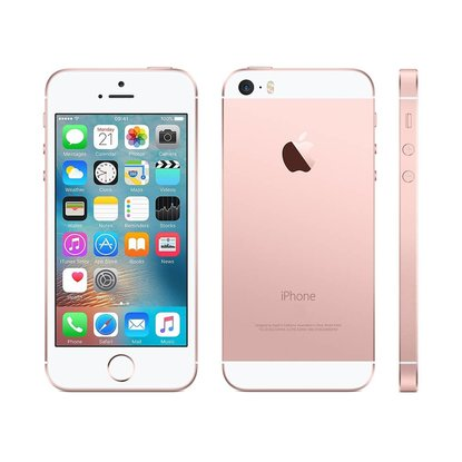 Apple iPhone SE 128 GB Roze Goud