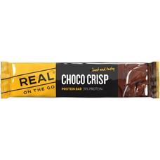 Real Turmat Choco Crisp Protein Bar