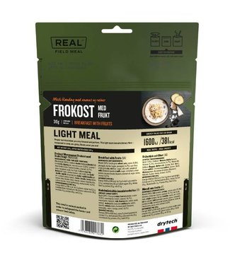 Real Field Meal Fruit Muesli