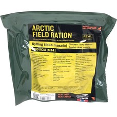 Real Field Meal Arctic Field Ration Chicken Tikka Masala