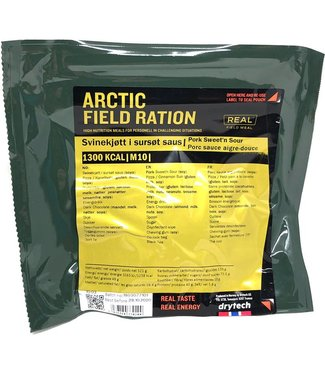 Real Field Meal Arctic Field Ration Pork Sweet 'n Sour