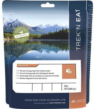 Trek 'n Eat Peronin Orange High Tech Wholegrain Muesli