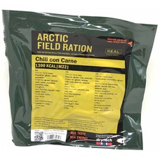 Real Field Meal Arctic Field Ration Chili Con Carne