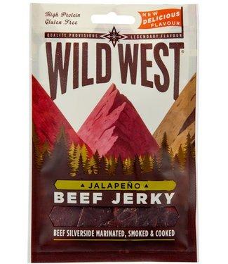Wild West Beef Jerky Jalapeno