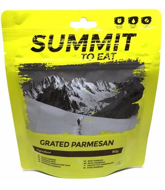 Summit to Eat Grated Parmesan