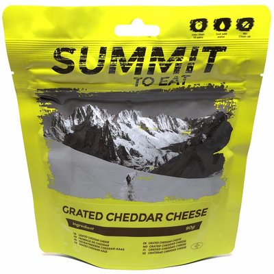 Summit to Eat Grated Cheddar Cheese
