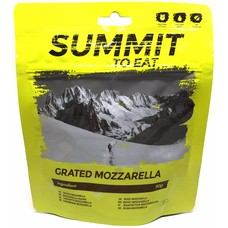Summit to Eat Grated Mozzarella