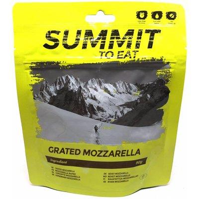 Summit to Eat Grated Mozzarella