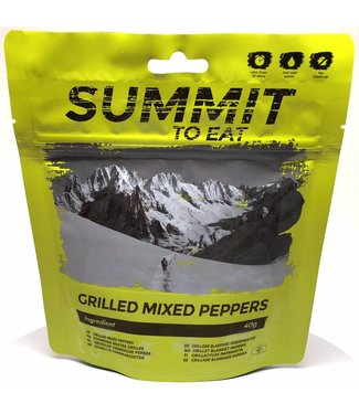 Summit to Eat Grilled Mixed Peppers