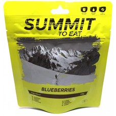 Summit to Eat Blueberries
