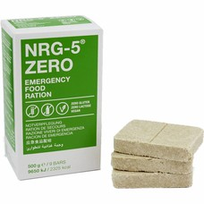 NRG-5 ZERO Emercency Food Rations 500g