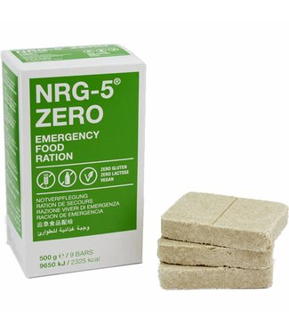 NRG-5 ZERO Emergency Food Rations 500g