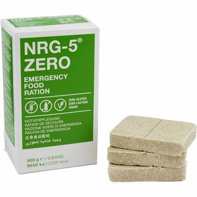 NRG-5 ZERO Emercency Food Rations 500g