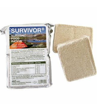 Survivor Survival Food Ration