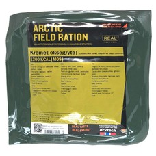 Real Field Meal Arctic Field Ration Creamy Beefstew