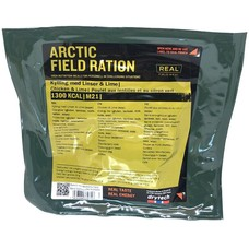 Real Field Meal Arctic Field Ration Chicken and Lime