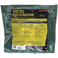 Real Field Meal Arctic Field Ration Pasta Provence