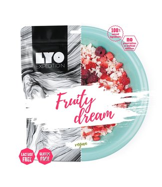 Lyo Food Fruity Dream