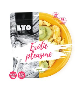 Lyo Food Exotic Pleasure