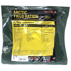 Real Field Meal Arctic Field Ration Chicken in Herbal Sauce