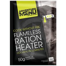 Adventure Menu Flameless-heater 50g for 2 servings