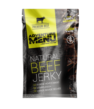 Adventure Menu Beef jerky 25g