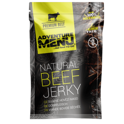 Adventure Menu Beef jerky 25g