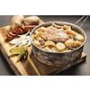 Adventure Menu Pork rib with boiled potatoes