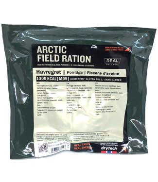 Real Field Meal Arctic Field Ration Porridge