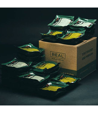 Real Field Meal Arctic Field Ration (24 pcs)