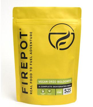 Firepot Vegan Orzo Bolognese