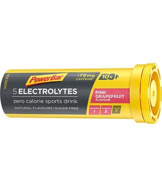 Powerbar Electrolyte Tabs Pink Grapefruit
