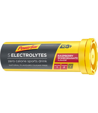 Powerbar Electrolyte Tabs Raspberry Pomegranate