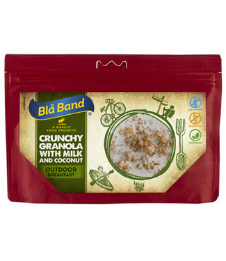 Bla Band Crunchy Granola with Milk and Coconut