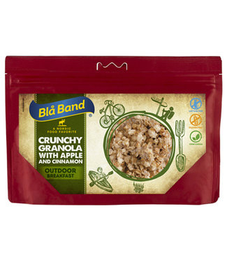 Bla Band Crunchy Granola with Apple and Cinnamon