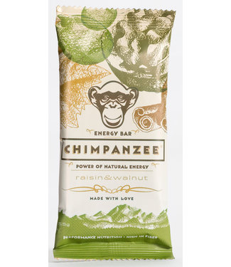 Chimpanzee Energy Bar Raisin & Walnut