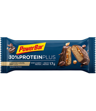 Powerbar Protein Plus Bar Cappuccino-Caramel crisp