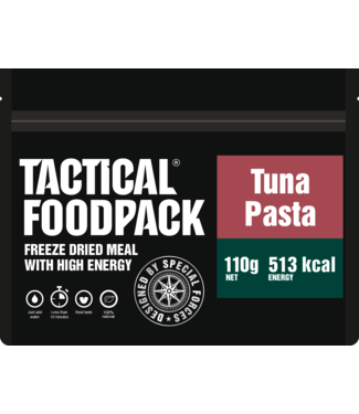 Tactical Foodpack Tuna Pasta