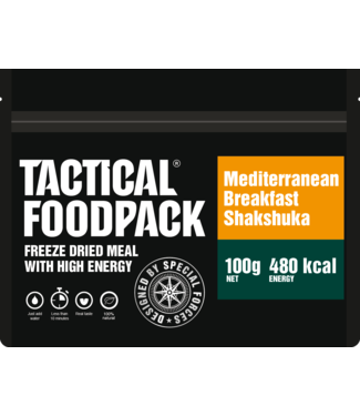 Tactical Foodpack Shakshuka