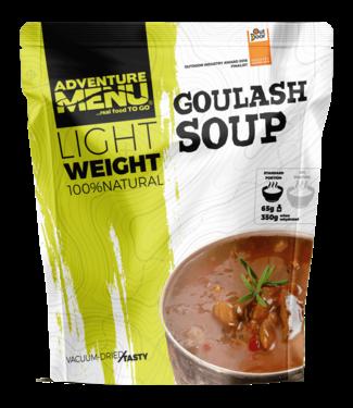 Adventure Menu Goulash soup