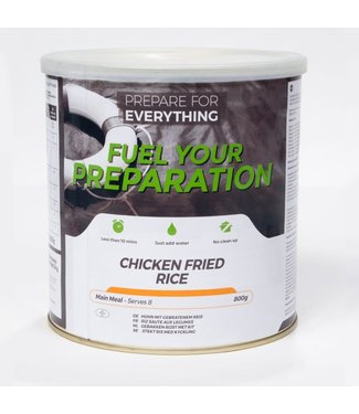 Fuel Your Preparation Chicken Fried Rice