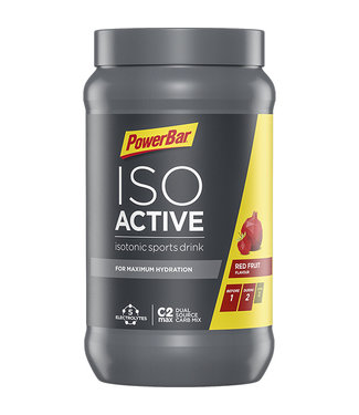 Powerbar Isoactive (600 gr.) Red Fruit Punch