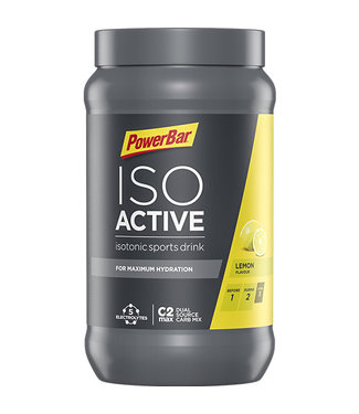Powerbar Isoactive (600 gr.) Lemon