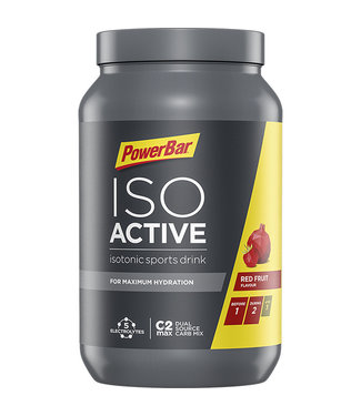 Powerbar Isoactive (1320 gr.) Red Fruit Punch