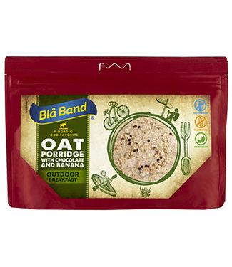 Bla Band Oat Porridge with Chocolate and Banana
