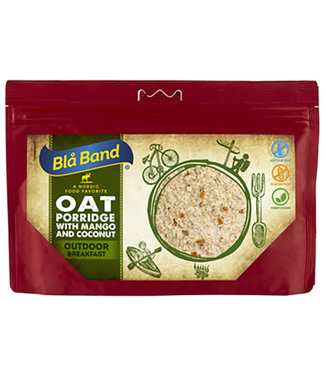 Bla Band Oat Porridge with Mango and Coconut