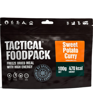 Tactical Foodpack Sweet Potato Curry