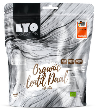 Lyo Food Organic Lentil Dhal With Millet